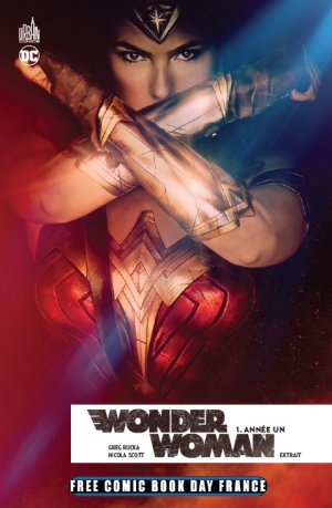 Free Comic Book Day France 2017 - Wonder Woman édition Kiosque (2017)