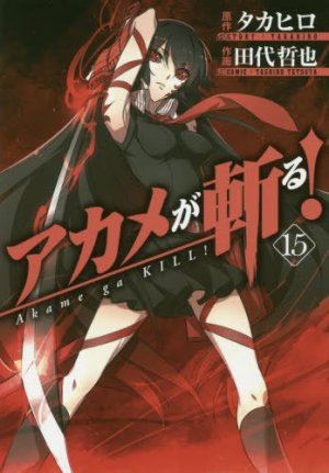 Red Eyes Sword - Akame ga Kill ! # 15