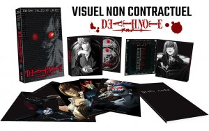 Death Note édition Blu-ray Collector