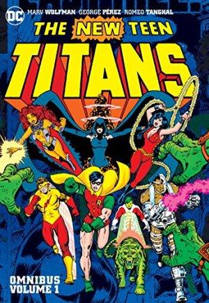 The New Teen Titans édition Hardcover (cartonnée) - Omnibus