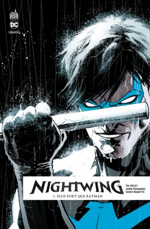 Nightwing Rebirth édition TPB hardcover (cartonnée)