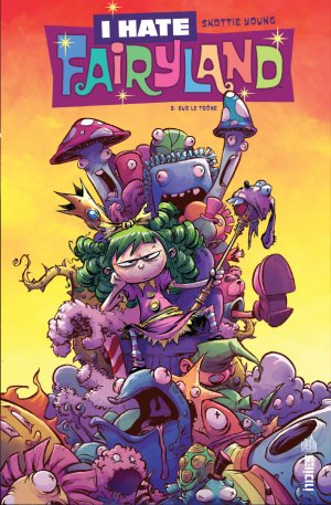 I Hate Fairyland # 2