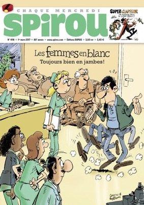 Le journal de Spirou # 4116