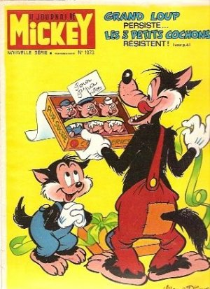 Le journal de Mickey 1073
