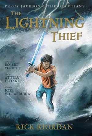 Percy Jackson édition TPB softcover (souple) (2010 - Ongoing)