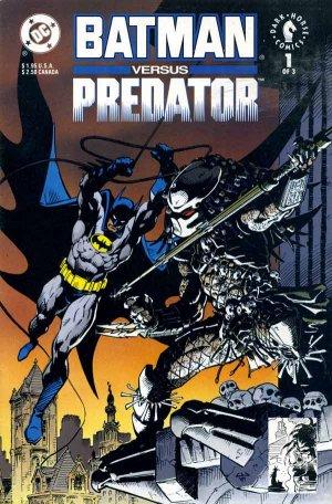 Batman / Predator édition Issues (1991 - 1992)