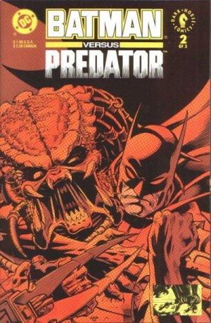 Batman / Predator # 2 Issues (1991 - 1992)