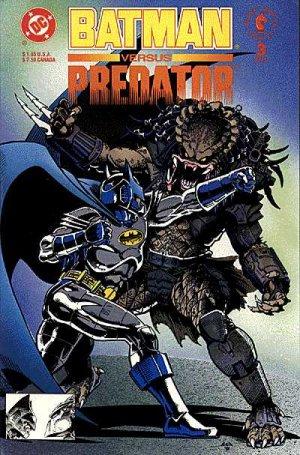 Batman / Predator # 3 Issues (1991 - 1992)