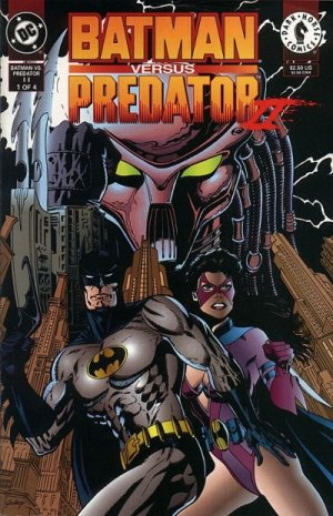 Batman Versus Predator II édition Issues (1994 - 1995)