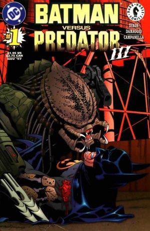 Batman Versus Predator III édition Issues (1997 - 1998)