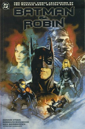 Batman and Robin - The Official Comic Adaptation of the Warner Bros. Motion Picture édition TPB softcover (souple)