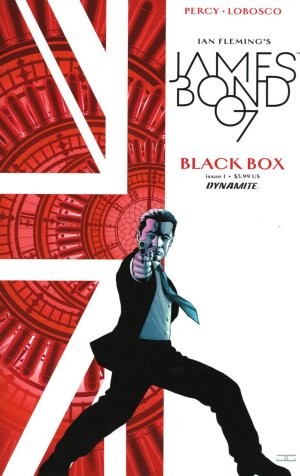 James Bond édition Issues V2 (2017 - Ongoing)