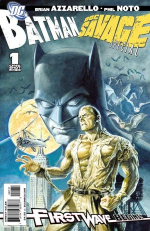Batman / Doc Savage Special édition Issues