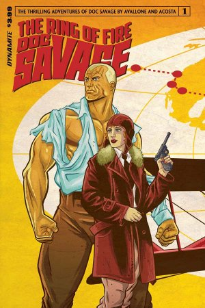 Doc Savage - The Ring of Fire édition Issues