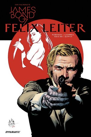 James Bond - Felix Leiter édition Issues