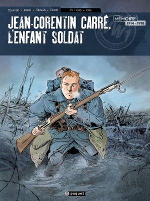 Jean-Corentin Carré, l'enfant soldat # 1 simple