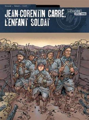 Jean-Corentin Carré, l'enfant soldat # 2 simple