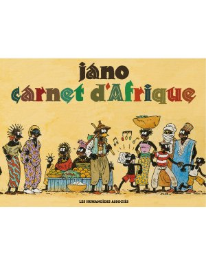 Carnet d'Afrique édition simple