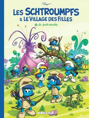 Les Schtroumpfs et le Village des Filles édition simple