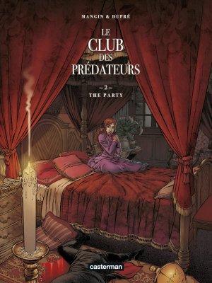 Le club des predateurs T.2