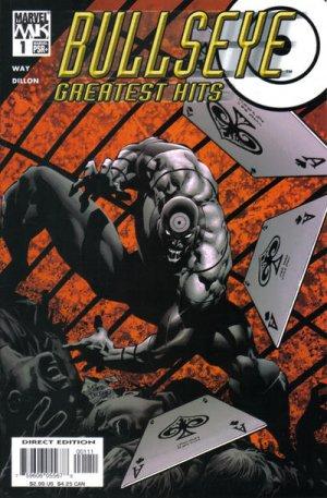 Bullseye - Greatest Hits édition Issues