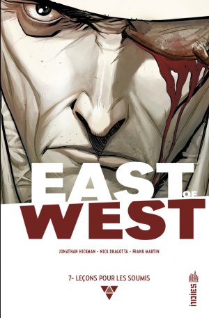 East of West # 7 TPB hardcover (cartonnée)