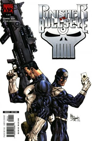 Punisher vs. Bullseye édition Issues