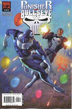 Punisher vs. Bullseye 4