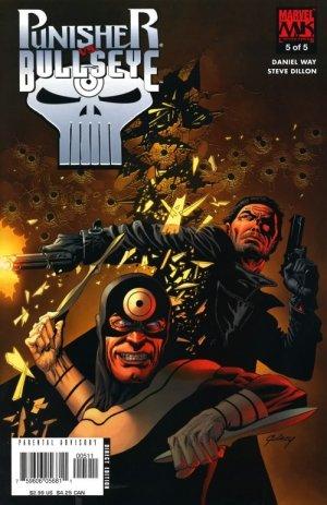Punisher vs. Bullseye 5