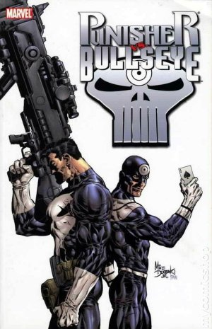 Punisher vs. Bullseye édition TPB softcover (souple)