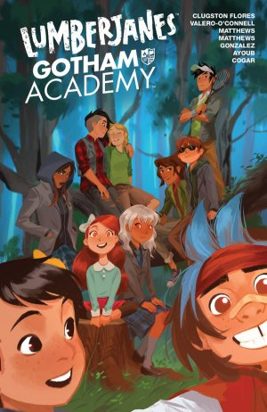 Lumberjanes / Gotham Academy édition TPB softcover (souple)