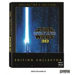 Star Wars : Episode VII - Le Réveil de la Force édition Collector