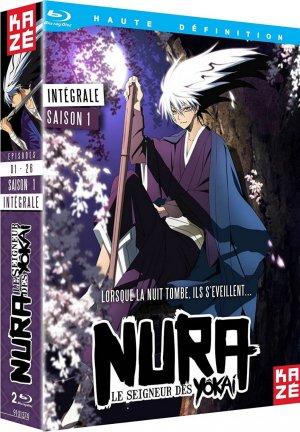 Nura, le Seigneur des Yokai édition Intégrale Blu-ray