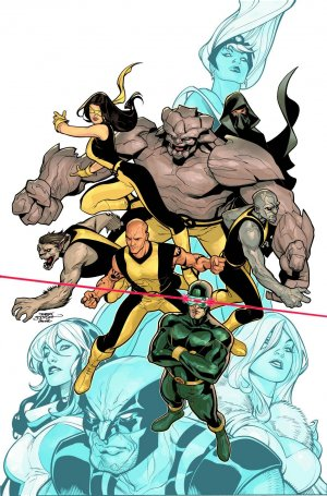 Young X-Men édition TPB softcover (souple)