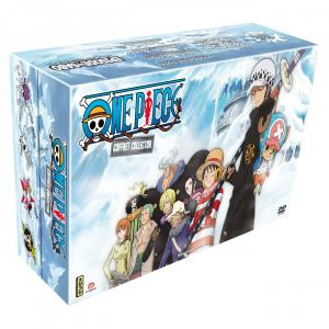 One Piece 4 Coffre Collector
