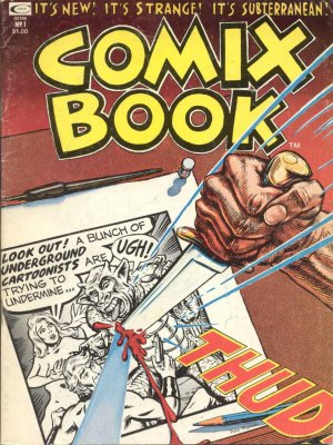 Comix Book édition Issues (1974 - 1975)