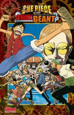 One Piece - le Mecha Géant du Chateau Karakuri édition Simple