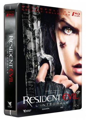 Resident Evil Coffret 6 films édition Steelbook