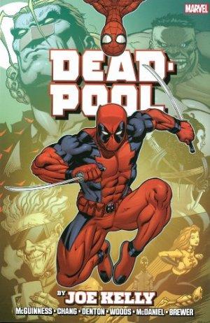 Deadpool by Joe Kelly Omnibus édition TPB Hardover (cartonnée) - Omnibus