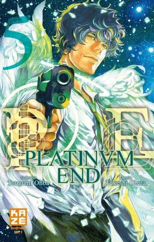 Platinum End # 5