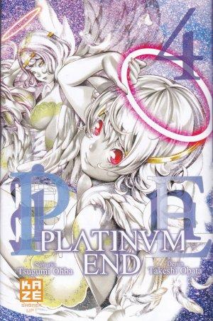 Platinum End édition Collector