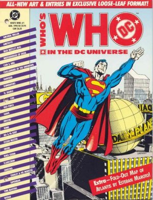 Who's Who in the DC Universe édition Issues (1990 - 1992)