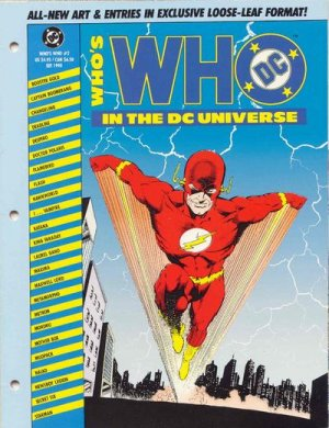 Who's Who in the DC Universe # 2 Issues (1990 - 1992)
