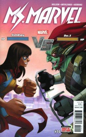 Ms. Marvel # 14 Issues V4 (2015 - 2019)
