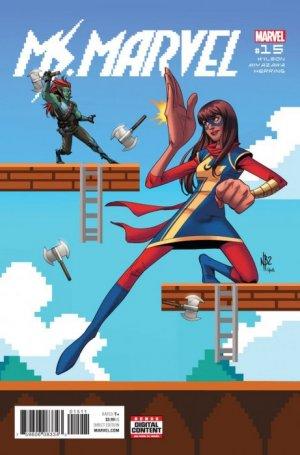 Ms. Marvel # 15 Issues V4 (2015 - 2019)