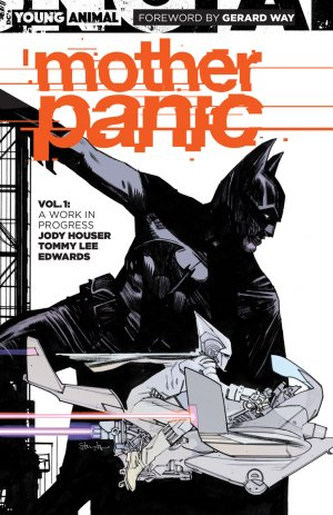 Mother Panic édition TPB softcover (souple)