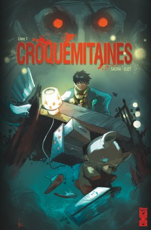 Croquemitaines 1 - Livre 1