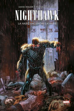 Nighthawk édition TPB hardcover (cartonnée)