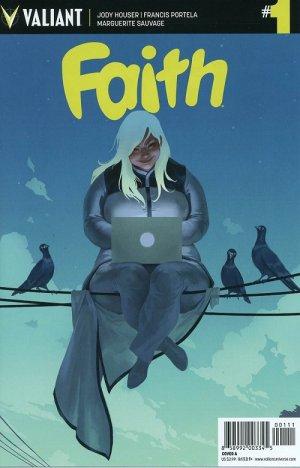Faith (Valiant) # 1 Issues V1 (2016)