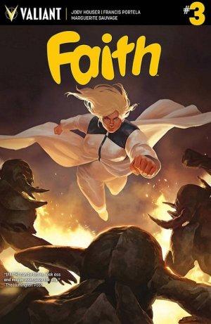 Faith (Valiant) # 3 Issues V1 (2016)